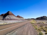 the Painted Desert…(edited)