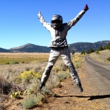 10 days… 1522 miles of bugs, dust and grime…  and barely breaking in a Klim suit.
