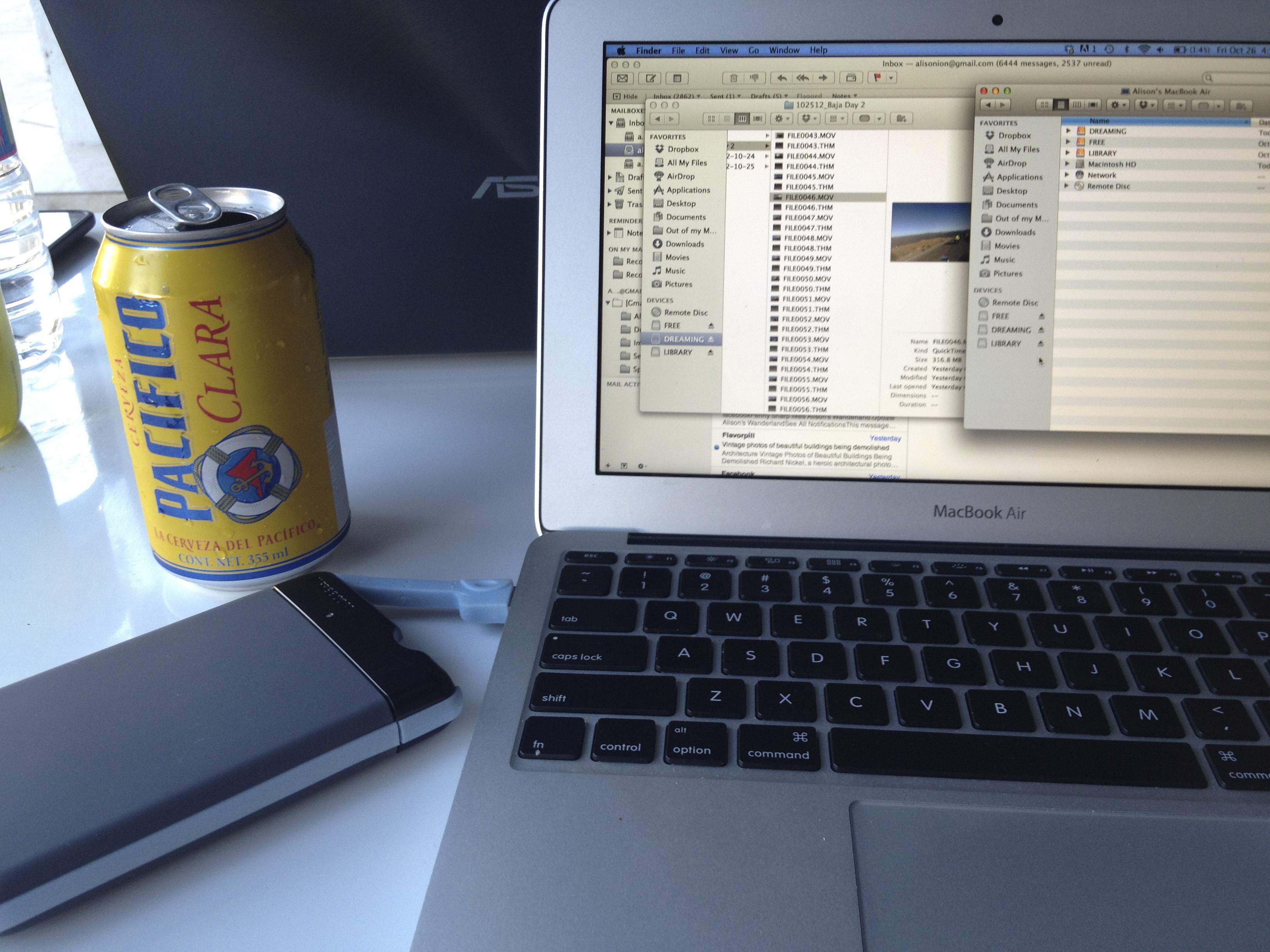 digital work flow...